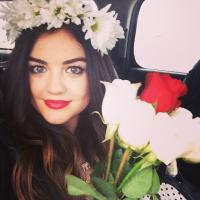"Lucy Hale de ""Pretty Little Liars"" tem os cliques mais fofos do Instagram"