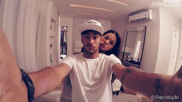 Neymar Jr. fala sobre término com Bruna Marquezine, em entrevista à revista Playboy