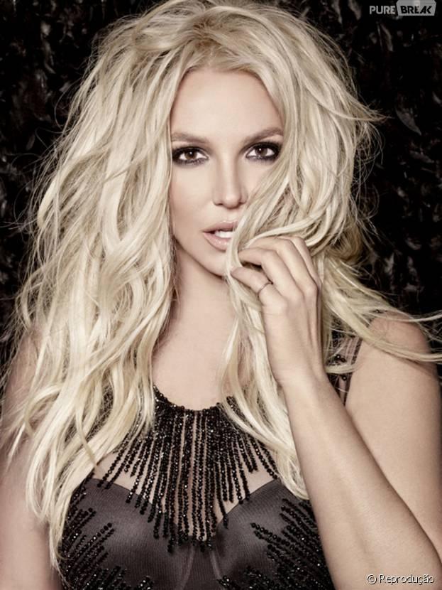 """Britney Spears de single novo? Jornal revela que """"Make Me (Ooh)"""" é o nome de nova música da cantora"""