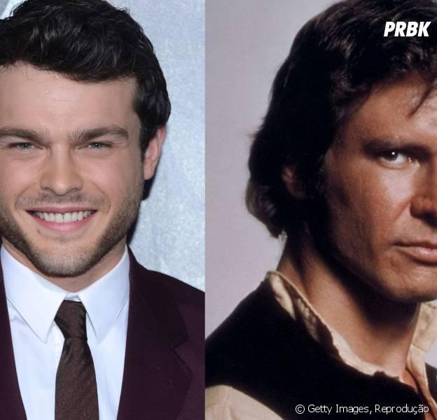 "Alden Ehrenreich deve protagonizar o spin-off de Han Solo, da franquia ""Star Wars"""