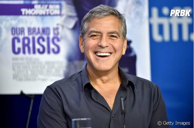 Outro galã taurino é George Clooney