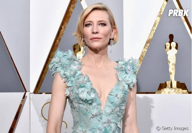 Cate Blanchett é outra famosa taurina
