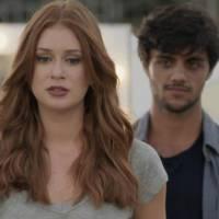 """Novela """"Totalmente Demais"""": Eliza (Marina Ruy Barbosa) pede tempo a Jonatas após beijo!"""