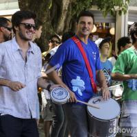 """Em """"Malhação"""": Martin faz bloco de Carnaval com a presença do Monobloco!"""