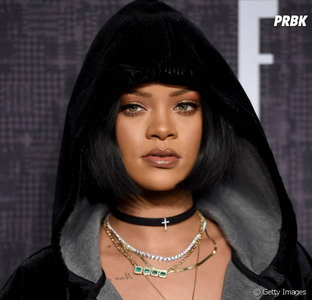Rihanna pode aparecer em três novos lançamentos musicais na próxima sexta-feira (29)