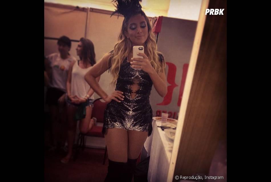 A transformação de Anitta foi por conta do Carnaval