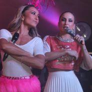 """Sabrina Sato se joga no Carnaval da Bahia com Claudia Leitte: """"Correria gostosa"""""""