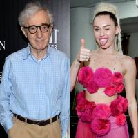 """Miley Cyrus conquista Woody Allen e ganha elogios do diretor: """"Uma garota muito talentosa"""""""