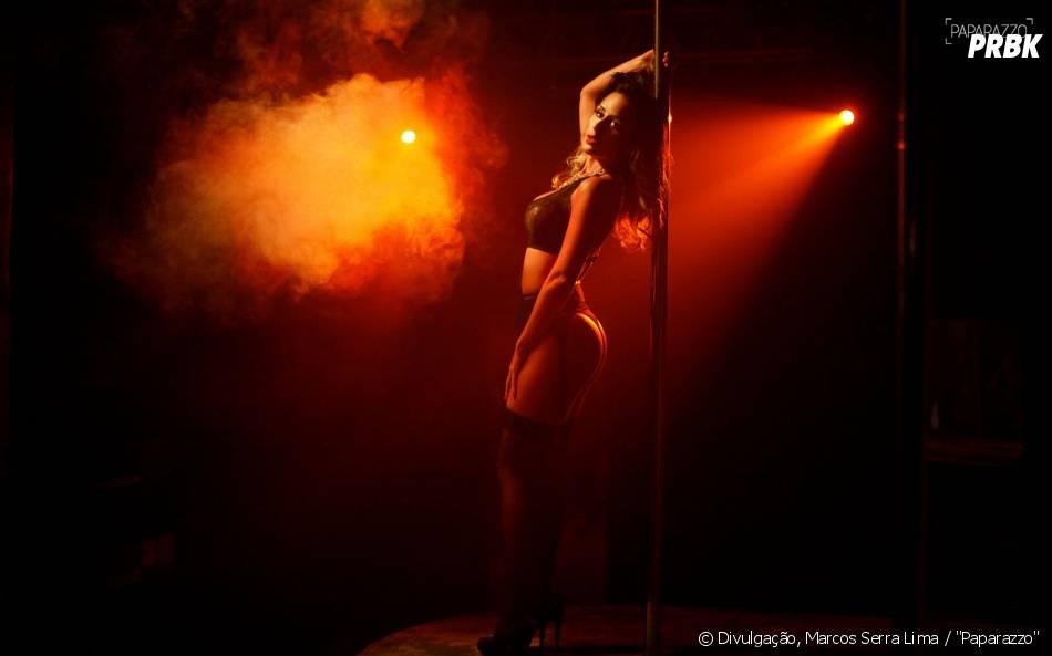 """Após sua eliminação do """"BBB14"""", Letícia mostrou seu corpão em um ensaio sensual para o """"Paparazzo"""""""