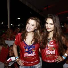 Carnaval 2014: Bruna Marquezine, Sabrina Sato e outros sambaram muito na folia