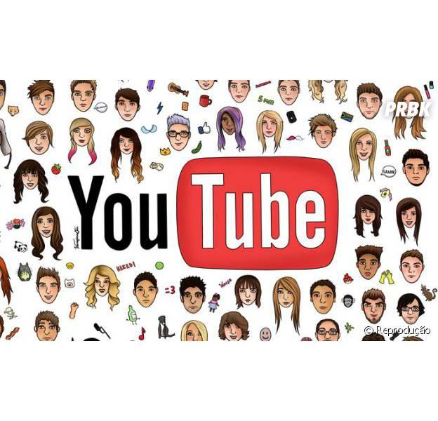 Descubra quem são os 10 youtubers brasileiros com mais fãs inscritos!