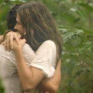 """Em """"Além do Horizonte"""": Lili e William tomam banho de chuva e rola um clima!"""