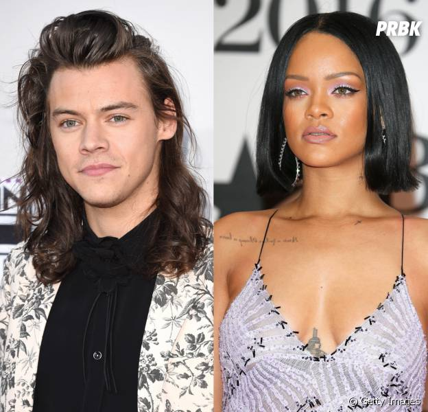 Harry Styles, do One Direction, e Rihanna vão estrear ao mesmo tempo no cinema!