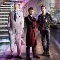 """De """"Truque de Mestre 2"""": Daniel Radcliffe, Jesse Eisenberg e mais astros arrasam em novos cartazes!"""