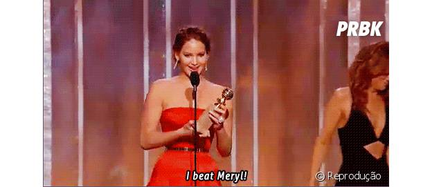 Jennifer Lawrence é a queridinha de Hollywood