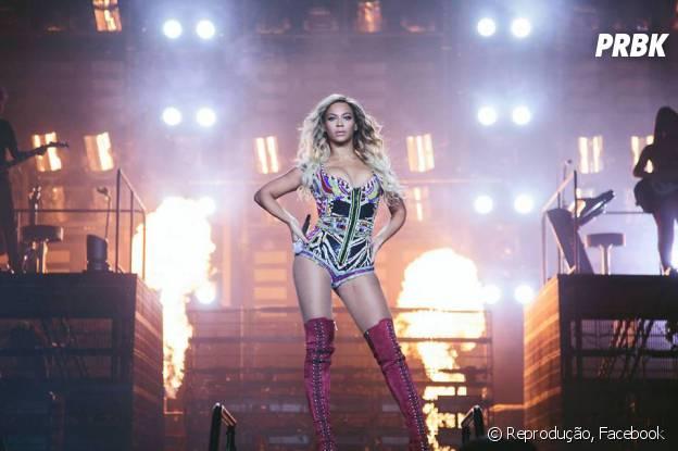 Ativista do feminismo, Beyoncé é uma diva de verdade!