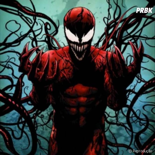 Carnificina é um vilão da Marvel que poderia ser usado no cinema!