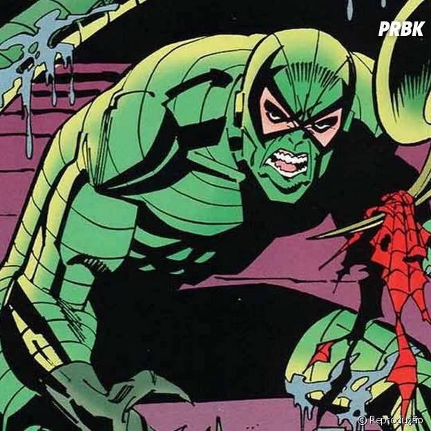 Escorpião é um vilão da Marvel que poderia ser usado no cinema!