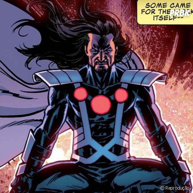 Graviton é um vilão da Marvel que poderia ser usado no cinema!