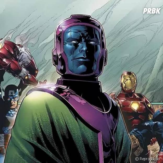 Kang é um vilão da Marvel que poderia ser usado no cinema!