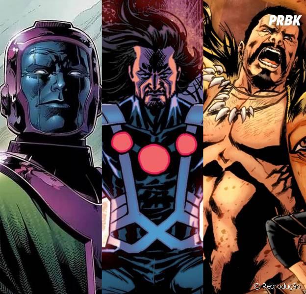 Veja quais vilões da Marvel poderiam ganhar versões com atores reais!