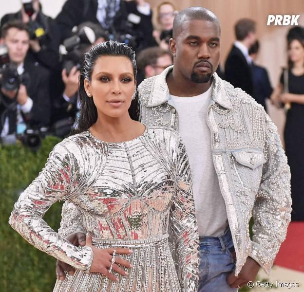 Kim Kardashian e Kanye West são destaque na lista de casais famosos que estão jutnos há bastante tempo