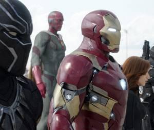 """""""Capitão América: Guerra Civil"""" está se dando muito bem no mercado internacional!"""