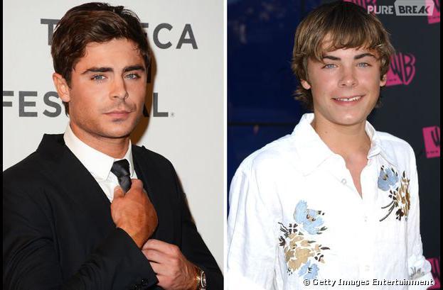 """Zac Efron ficou famoso em 2006 ao estrelar a franquia da Disney """"High School Musical"""""""
