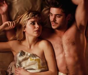 "Zac Efron ao lado de Imogen Poots em cena de ""Namoro ou Liberdade"""