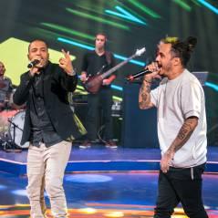 """Projota e Marcelo D2 vão cantar juntos no """"Caldeirão do Huck"""" deste sábado (4)"""