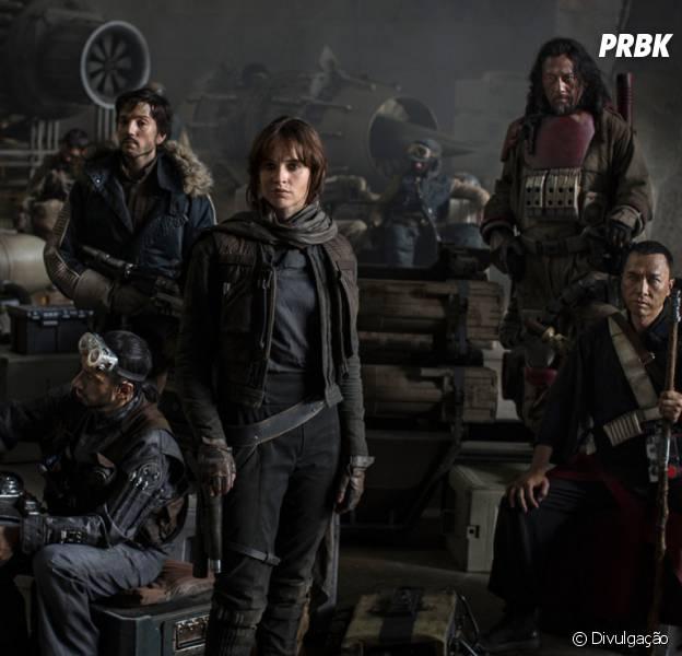 """""""Rogue One: Uma História Star Wars"""" vai passar por refilmagens"""