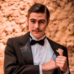 "Rafael Vitti, vencedor do ""Truque Vip"", viverá astro da música na novela ""Rock Story""! Entenda"