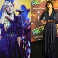 Anitta ou Paolla Oliveira?! Em quem ficou melhor o vestido de R$ 2 mil?! Vote!