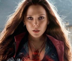 """Elizabeth Olsen, a Wanda de """"Capitão América: Guerra Civil"""", fala sobre filme solo da personagem!"""