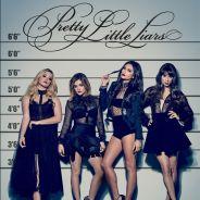 """De """"Pretty Little Liars"""": na 7ª temporada, Aria, Alison, Emily e Spencer aparecem em novo pôster!"""