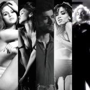 Selena Gomez, Rihanna, Zayn Malik e os melhores clipes em preto e branco do pop!