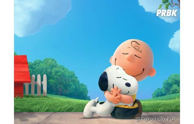 """""""Peanuts - O Filme"""" está previsto para ter seu lançamento, em 3D, só no final de 2015"""