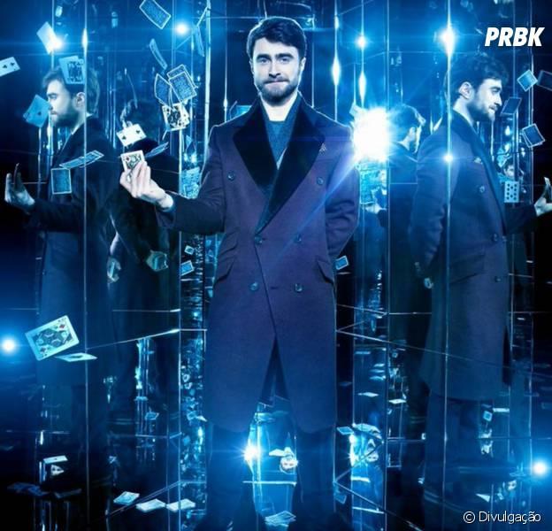 """""""Truque de Mestre 2"""" conta com Daniel Radcliffe no elenco"""
