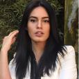 """Letícia Lima, ex-""""A Regra do Jogo"""", é uma das celebridades no """"Dança dos Famosos""""!"""