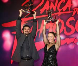"""Na última edição do """"Dança dos Famosos"""", Viviane Araújo foi a grande campeã"""