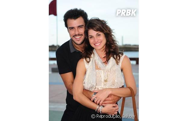 """Manu (Chandelly Braz) viverá um romance Domênico (Joaquim Lopez), em """"Geração Brasil"""""""