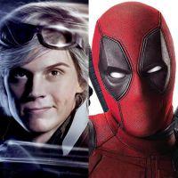 "Mercúrio, de ""X-Men: Apocalipse"", e Deadpool juntos? Evan Peters adoraria um crossover entre os dois"