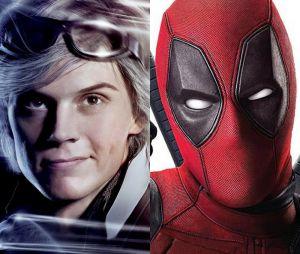 """Já pensou em um crossover entre o Mercúrio, de """"X-Men: Apocalipse"""", e o Deadpool?!"""