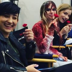 "De ""Scream"": Willa Fitzgerald, Carlson Young e as melhores fotos do elenco da série da MTV!"