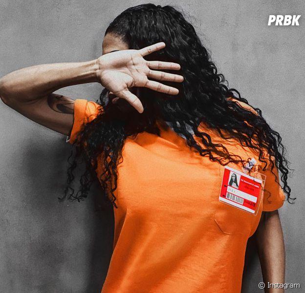 "Em ""Orange is The New Black"": na 4ª temporada, Inês Brasil divulga a série na web!"