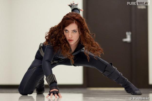 Scarlett Johansson pode ganhar filme de Viúva Negra