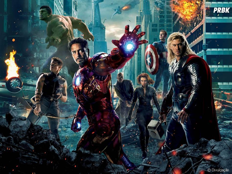 Viúva Negra faz parte do grupo de Vingadores criados pela Marvel