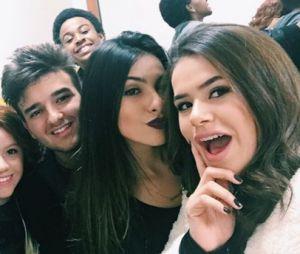 """De """"Carrossel 2 - O Sumiço de Maria Joaquina"""", Maisa Silva e parte do elenco participam da coletiva de imprensa!"""
