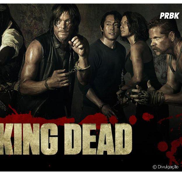 """Em """"The Walking Dead"""", veja descrição de novas personagens!"""
