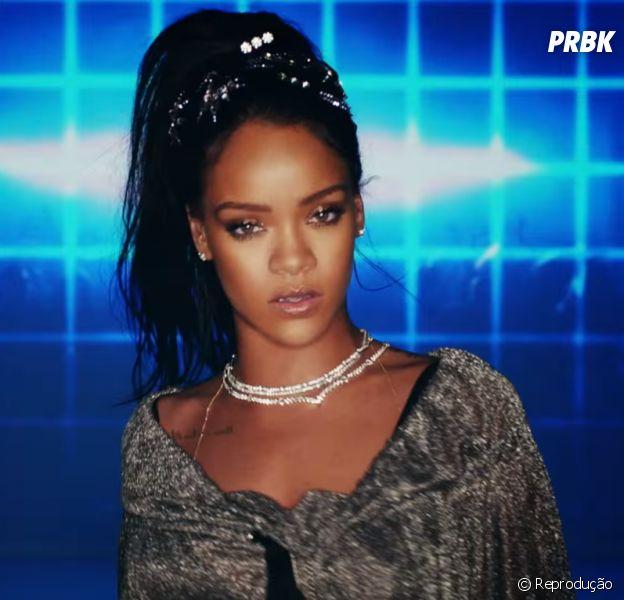 """Com """"This Is What You Came For"""", Rihanna aparece no top 5 da Billboard Hot 100 pela 21ª vez!"""